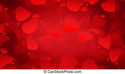 Valentine Background 4 - Valentine's theme background with...