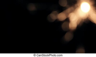 Burning Bengal Lights Sparkler - Specs: Full HD .H264 codec...