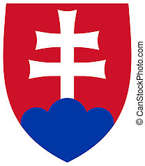 Slovakia Coat of Arms - Slovakia coat of arms, seal or...