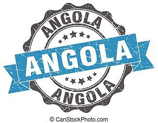 Angola round ribbon seal
