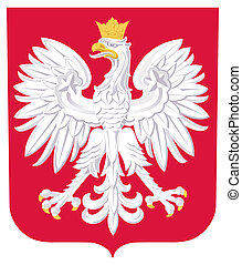 Poland Coat of Arms - Poland coat of arms, seal or national...