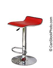 Stylish bar stool.