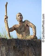 tribal, líder