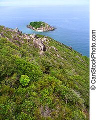 Little Fitzroy Island - Australia - View of Little Fitzroy...