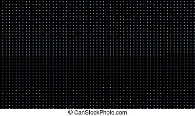 dots tech background,screen and moniter