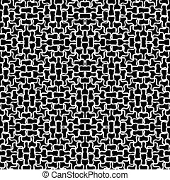 Repeatable grid, mesh background pattern. Reticulate,...