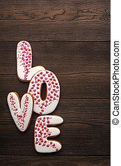 de madera,  gingerbreads, adornado,  mastic, Plano de fondo