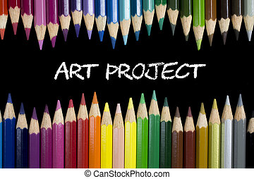 プロジェクト, 芸術