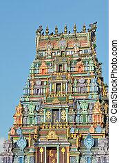 Sri Siva Subramaniya temple in Nadi, Fiji - The Sri Siva...