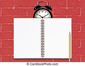 Time Management Concept - Time management concept, business...