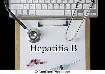 B, Hepatite