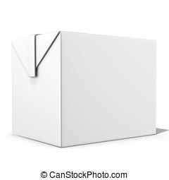 blank box packaging