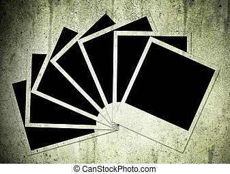Seven photos