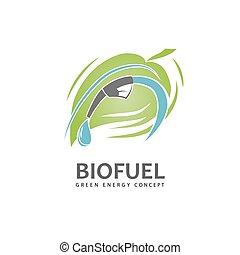 Eco fuel sign