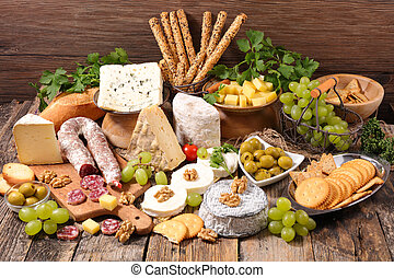 antipasti assortment