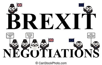 UK exit negotiations from the European Union - United...