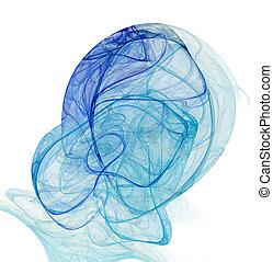 medusa, fractal