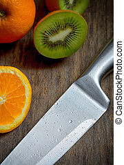 Kitchen stainless knife - Kitchen stainless steel knife
