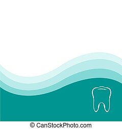 Dental Green Background