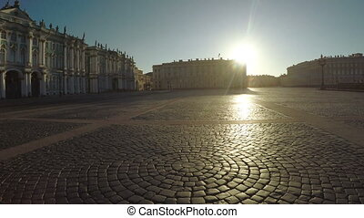Palace Square in St. Petersburg