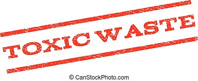Toxic Waste Watermark Stamp - Toxic Waste watermark stamp....