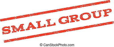 Small Group Watermark Stamp - Small Group watermark stamp....