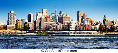 Brooklyn Downtown Skyline NYC