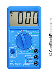 Multimeter for a measurement of voltage, a current,...