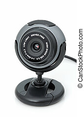Web-camera - Webcamera for internet video-conference on a...