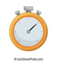 chronometer watch icon - chronometer watch isolated icon...