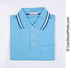 shirt for men folded on a background. - shirt for men folded...