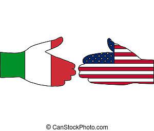 International Handshake