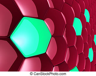 abstract cells