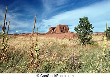 Pecos National Monument, New Mexico