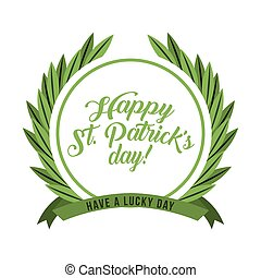 saint patrick's day design - saint patrick's day card....
