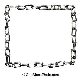 chaîne, connexion, esclavage, strenght