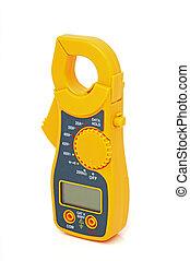 Multimeter - A high-resistance ohmmeter; voltmeter;...