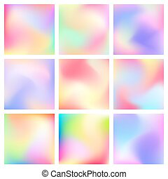 Abstract Blured Color Background - Abstract blur gradient...