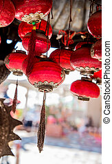 Chinese New Year at Chinese Temple