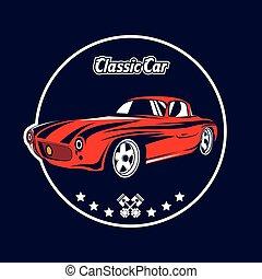Classic car, Classic garage