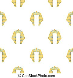 Nemes icon in cartoon style isolated on white background....