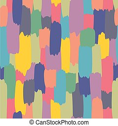 colorful spots seamless abstract pattern