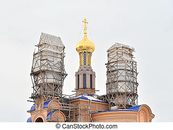 Church of the Intercession Holy Virgin. - Church of the...
