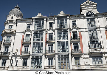 Valladolid (Spain): historic building - Valladolid (Castilla...