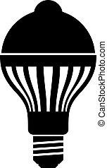 Motion Sensor Light LED Bulb