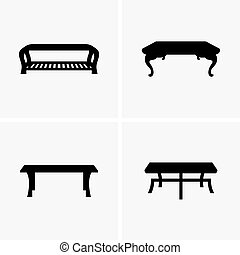 Japanese tables