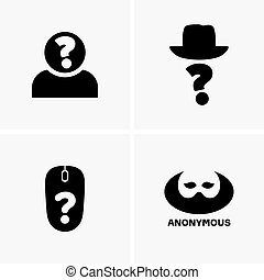Anonymous symbols