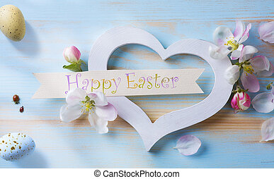 art happy Easter day