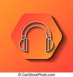 headphone icon image