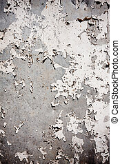 Grungy textured background with peeling wall - Grungy...